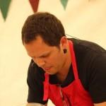 Alastair McLeod at the Felton Food Festival