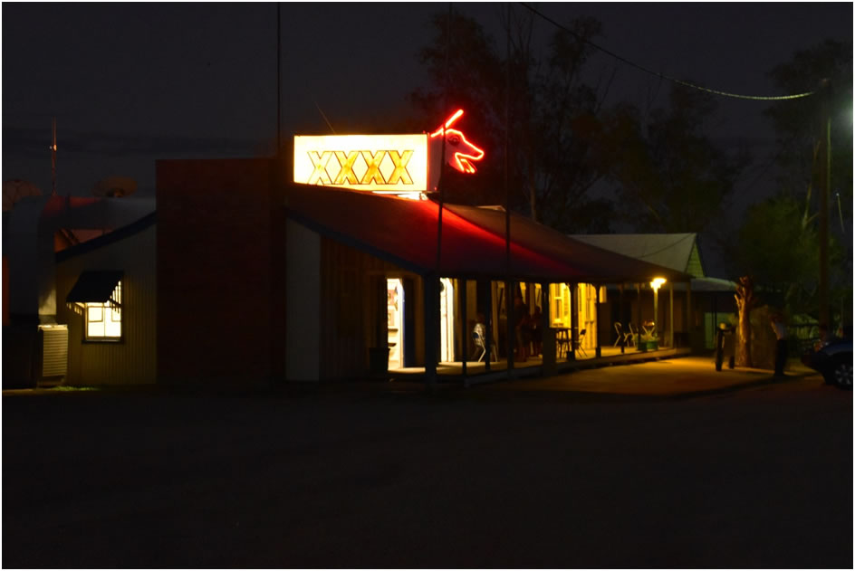 Blue Heeler Hotel - Kynuna QLD